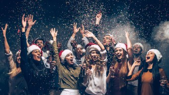 Get In The Holiday Spirit With This Christmas Playlist