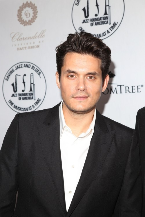 John Mayer at the 15th Annual 'A Great Night in Harlem' Gala Concert at the Apollo Theater