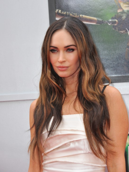 Megan Fox at an event