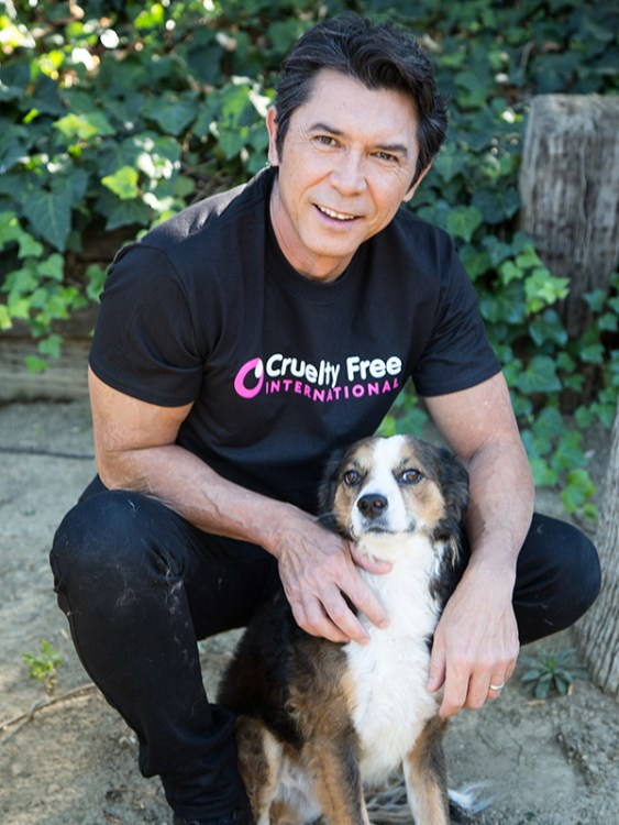 Celebrities join global call to end the use of stray dogs in experiments Cruelty Free International is today urging governments worldwide to end the use of stray and shelter dogs in experiments. Around the world, stray and shelter dogs are suffering in laboratories and educational facilities, where they are being used in experiments and for harmful teaching practices at human and veterinary medical schools. The campaign has received celebrity support from Canadian actor Eric McCormack (Will & Grace), US actors Seth Gilliam (The Wire, The Walking Dead), Lou Diamond Phillips (La Bamba) and Danny Trejo (Breaking Bad, Sons of Anarchy), US TV personality Cat Greenleaf, UK musician Kate Nash and Cruelty Free International Global Ambassador, international superstar violinist Vanessa-Mae. Featuring: Lou Diamond Phillips When: 02 Jun 2016 Credit: Supplied by WENN.com **WENN does not claim any ownership including but not limited to Copyright, License in attached material. Fees charged by WENN are for WENN's services only, do not, nor are they intended to, convey to the user any ownership of Copyright, License in material. By publishing this material you expressly agree to indemnify, to hold WENN, its directors, shareholders, employees harmless from any loss, claims, damages, demands, expenses (including legal fees), any causes of action, allegation against WENN arising out of, connected in any way with publication of the material.**