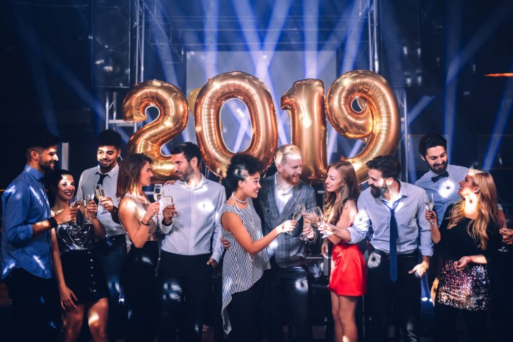 New Year's Eve 2019 Party
