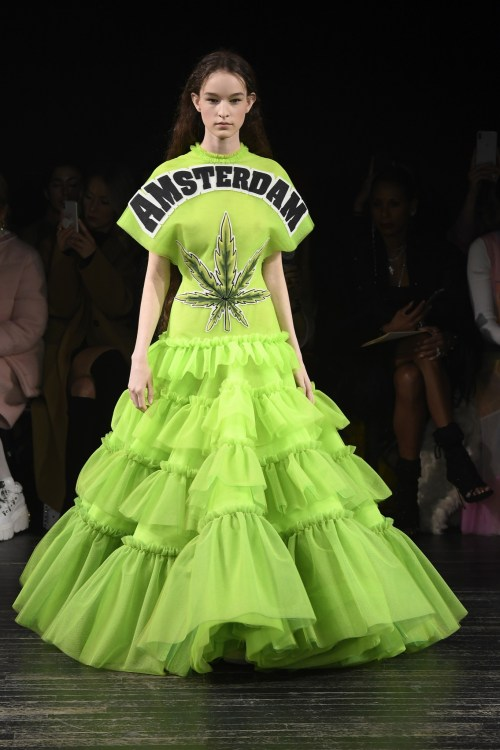 Viktor & Rolf amsterdam Couture Dress