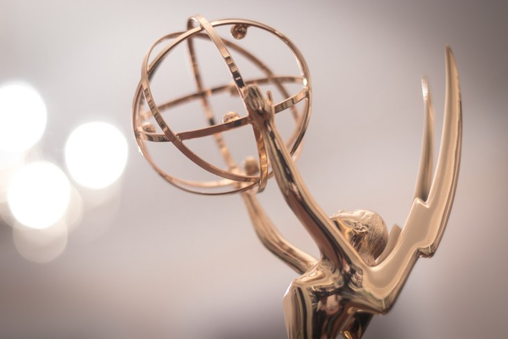 picture of trophy from the daytime emmy awards
