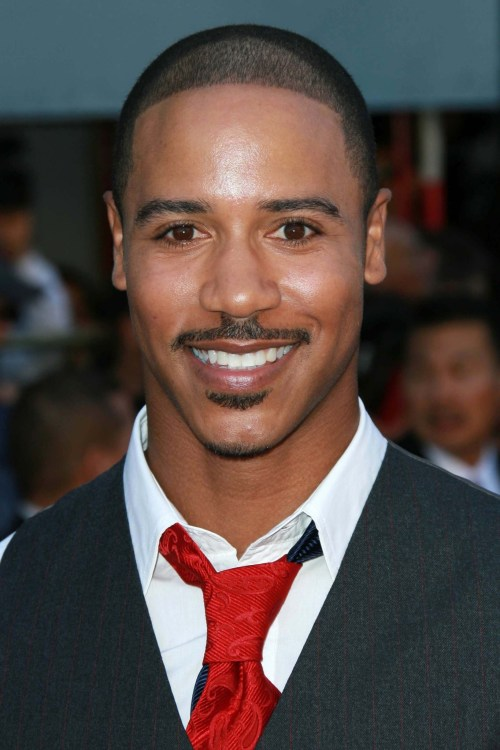 Brian White, looking handsome.