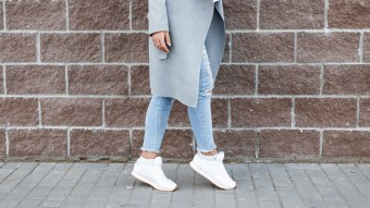 5 White Sneakers That Are Totally Trending