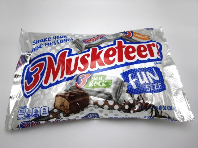 3 Musketeers brand is a manufacturer of chocolate products in the USA.