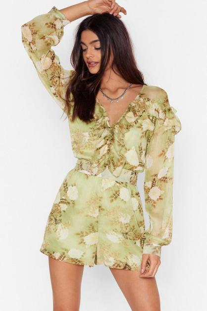 green-when-the-lights-grow-out-floral-romper