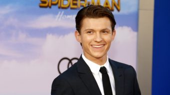 "WATCH: Tom Holland's ""The Devil All The Time"""