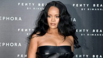 Rihanna Introduces Male Underwear Line With Plus Size Model