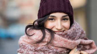 5 Most Fashionable Ways Of Wearing Your Favourite Winter Scarf