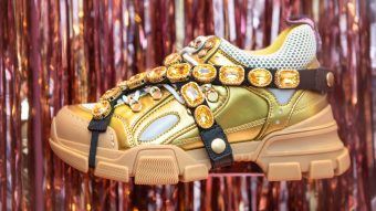 Gucci's Selling $12 Virtual Sneakers
