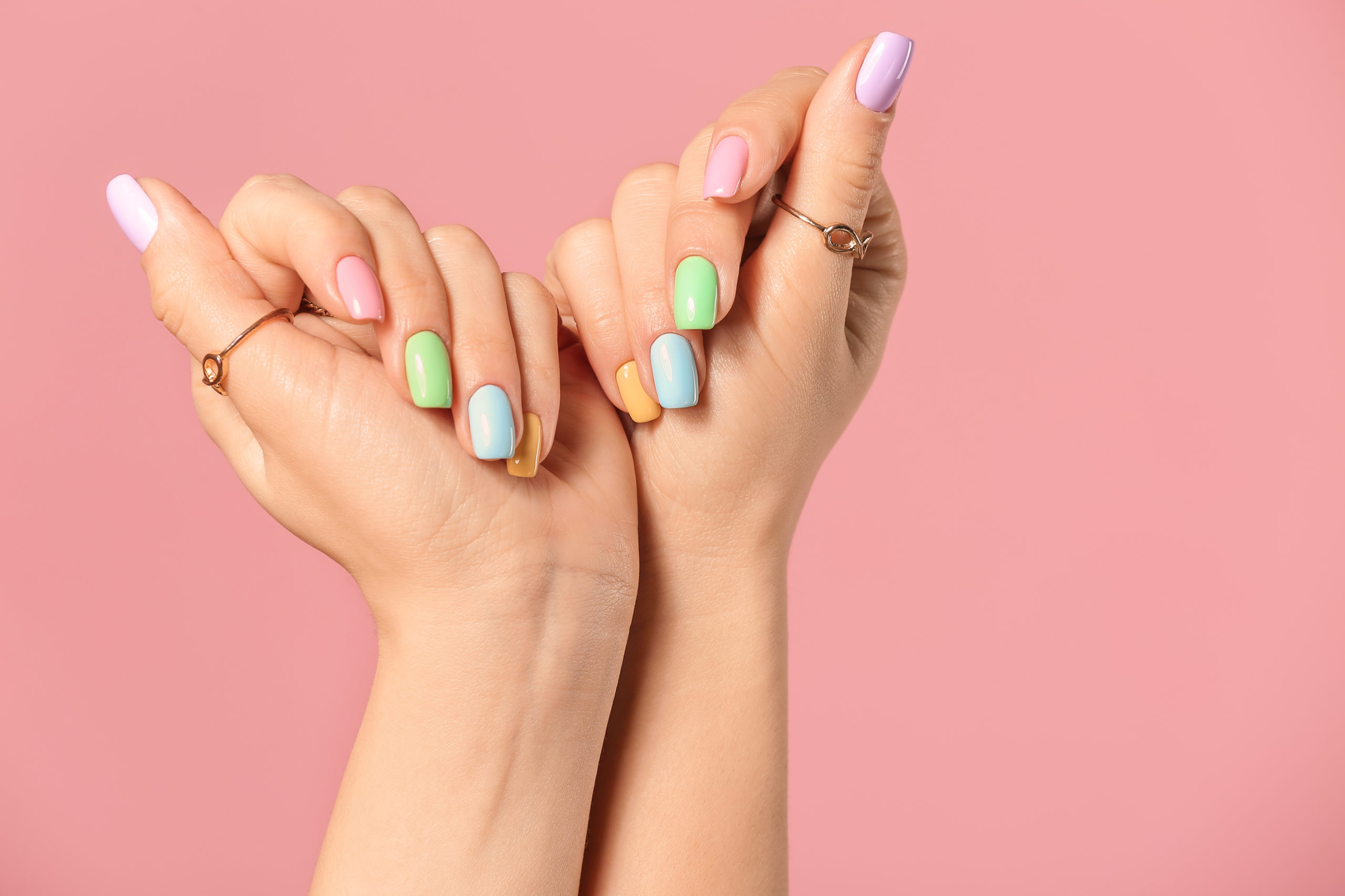 5 Trendy Nail Art Ideas To Try This Spring 2021