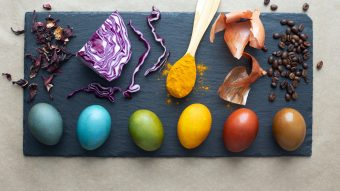 Easter 2021: Natural Ways to Dye Your Eggs