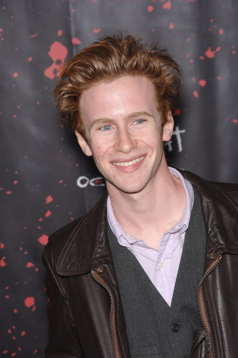"""Mark Rendall at the premiere of his new movie """"30 Days of Night"""" at the Grauman's Chinese Theater"""