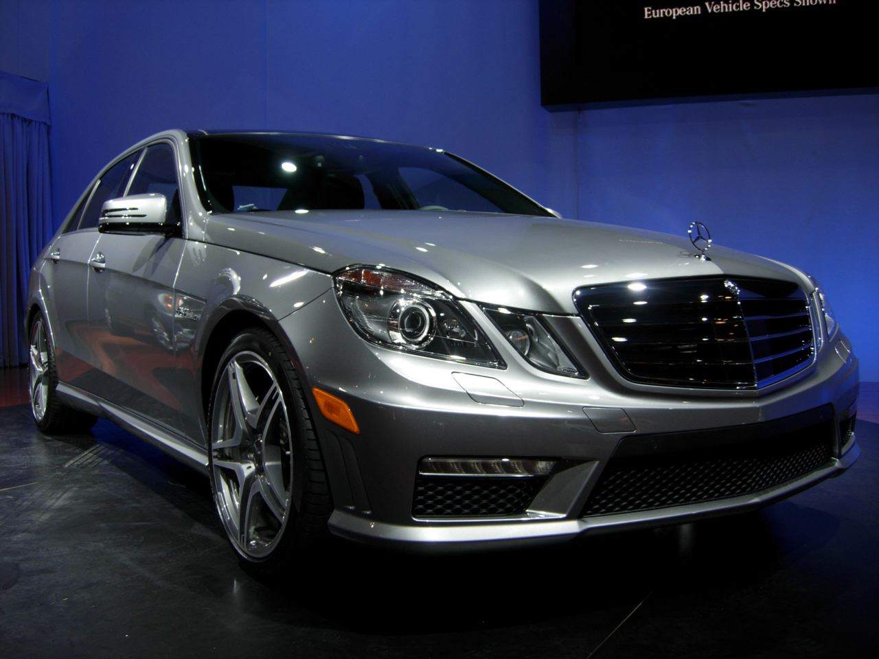 Mercedes-Benz's giant balls