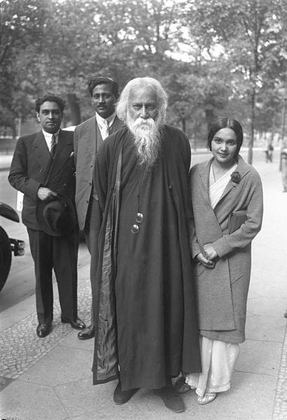 Rabindranath Tagore information Biography in Marathi