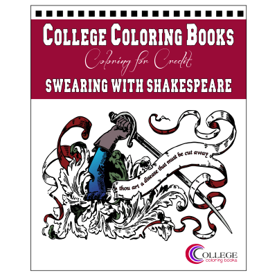 Shakespeare Book Cover Front