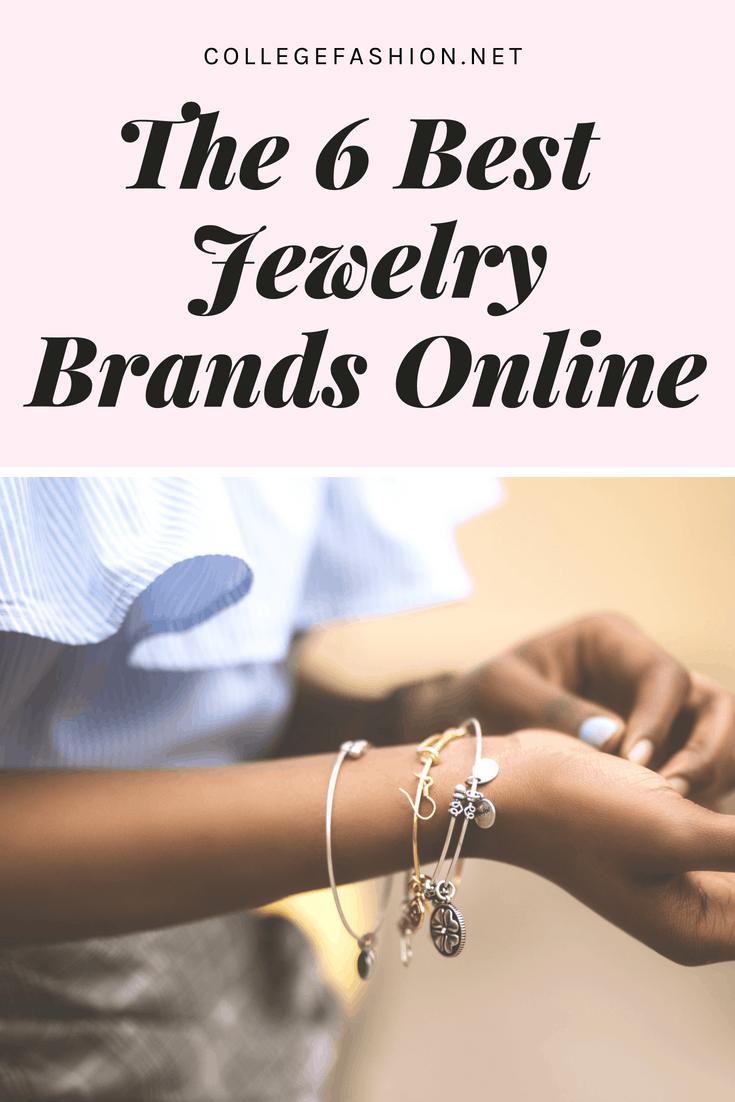 Popular Jewelry Brands 2019 : popular, jewelry, brands, Jewelry, Brands, Online