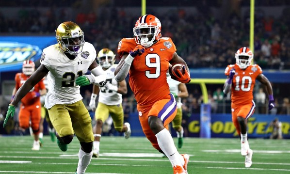 Clemson 30, Notre Dame 3: 5 Thoughts On The Goodyear Cotton Bowl | College  Football News