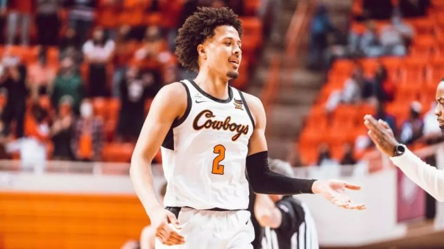 The Breakfast Buffet: Cade Cunningham, Iowa makes statement against Ohio  State, Mark Turgeon doing one of his best coaching jobs - College Hoops  Today