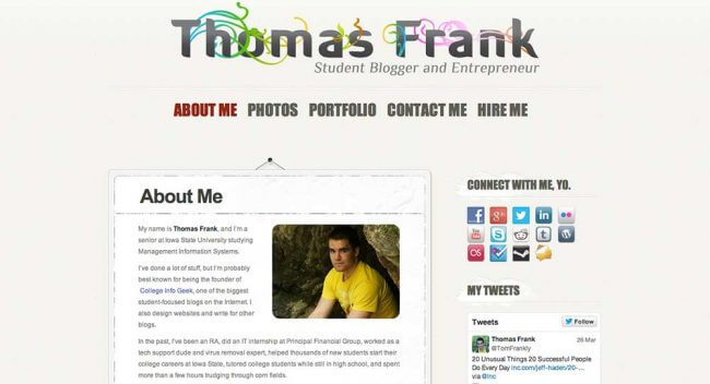 How To Build A Personal Website An Easy Step By Step