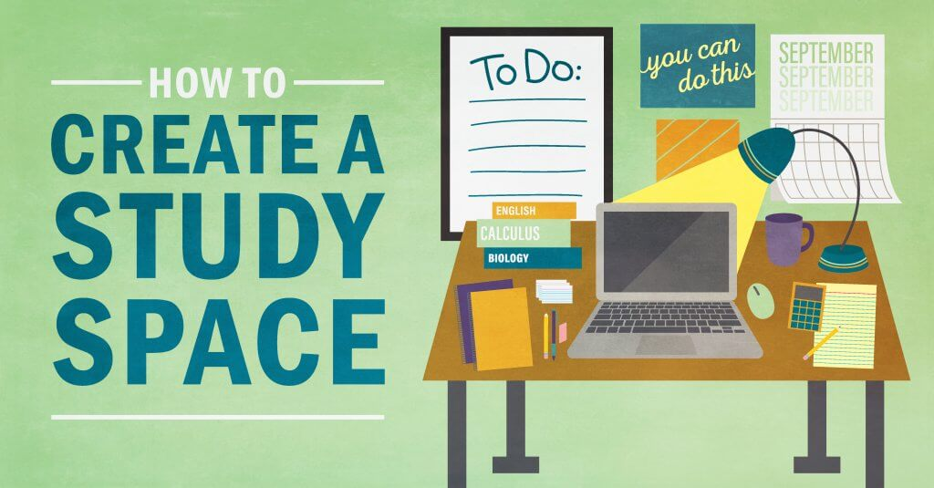 How To Create A Great Study Space (With Examples