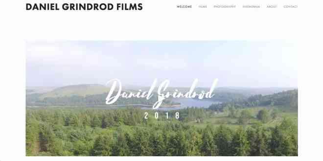 Daniel Grindrod Website