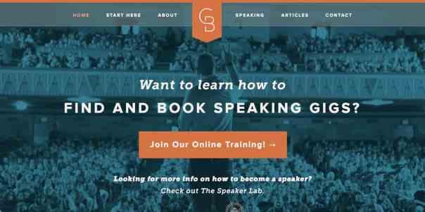 Grant Baldwin Website