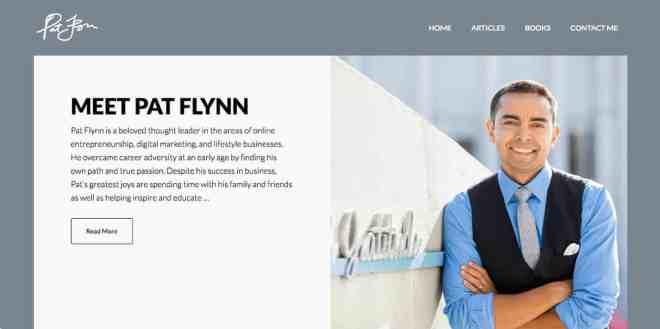 Pat Flynn Website