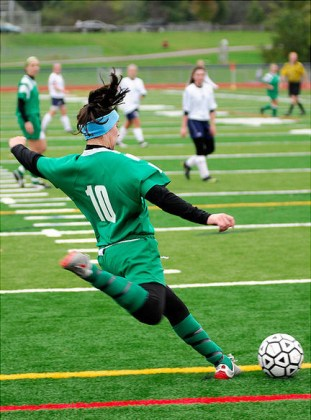 Soccer is a great activity to list on your activities page