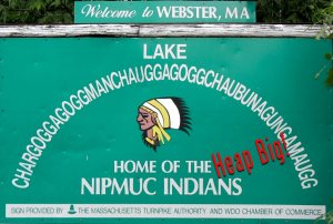 Official word on the average size of the Nipmuc Indians is pending investigation.
