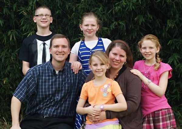 Ben & Becca Sinclair Missionaries to Cameroon Africa