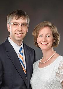 Theo & Sarah van Reijn Missionaries to Landgraaf Limburg Netherlands