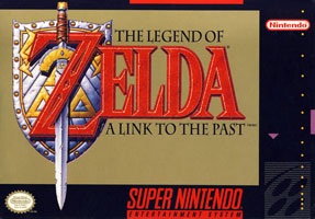 The Legend of Zelda: A Link to the Past 1991