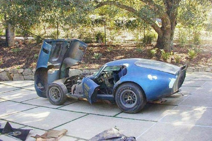 abandoned-supercars-Classic-Shelby-22