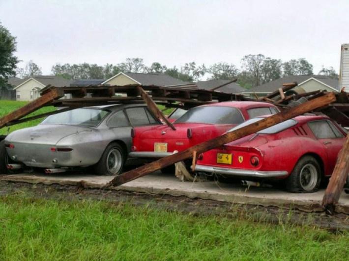 abandoned-supercars-Ferrari-Daytona-25