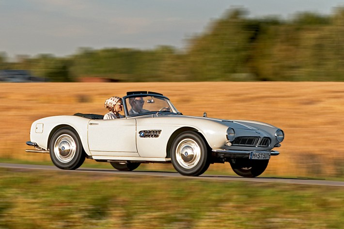 BMW Roadster 507