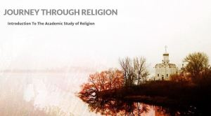 Journey Through Religion