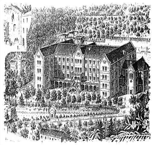 Historique – Collège Saint Hilaire