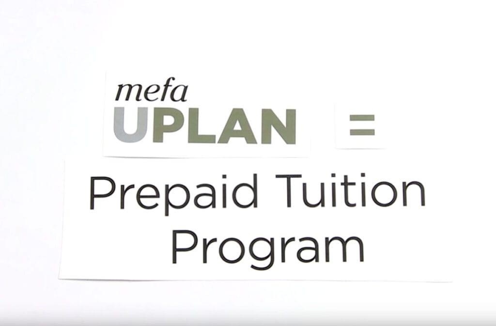 How the MEFA U.Plan Prepaid Tuition Program Works