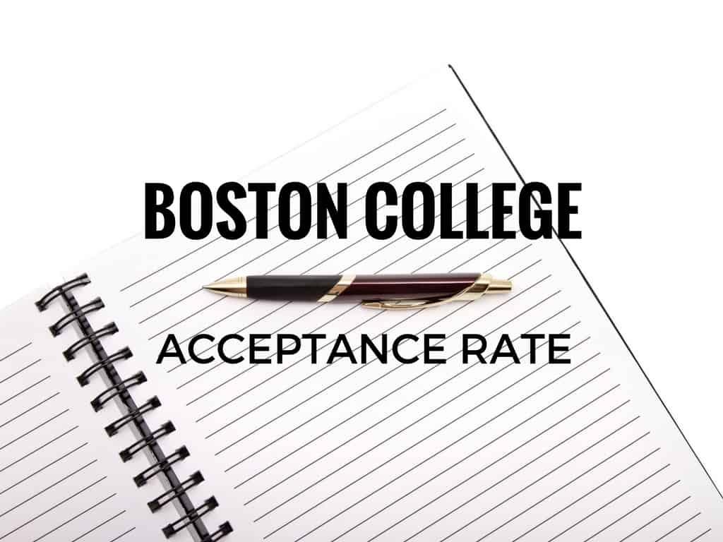 Boston college admission essay question