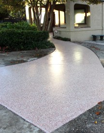 Concrete Coatings - College Station Tx Lone Star Patio