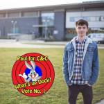 SU Election Interviews: Paul Dockery, C&C Candidate