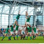 Henshaw Puts Ireland on the Grand Slam Trail after Defeating England