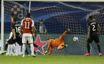 Dinamo Blast Past Ospina to Record Historic Win