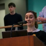 Katie Ascough has Been Elected Student Union President