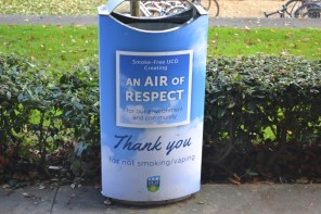 5 Reasons Why UCD Students Don't Clean Up After Themselves