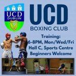 UCD Boxing Wins Big at Junior Intervarsity Championship