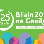 2018, Bliain na Gaeilge