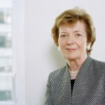 "Mary Robinson Claims We Are Heading for ""Catastrophe"" During James Joyce Acceptance Speech"